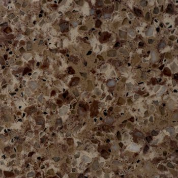 Choose perfect color for countertop like dessert truffle