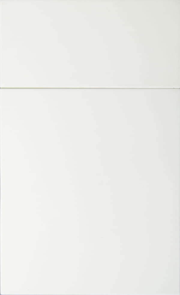 Options for door color matte white