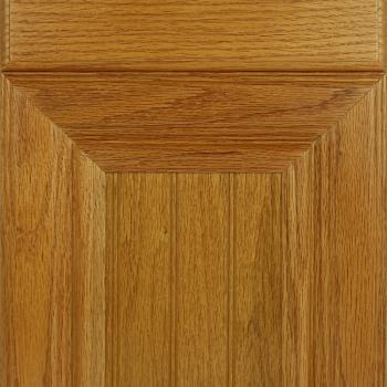 color palette for kitchen cabins Oak Victoria Honey