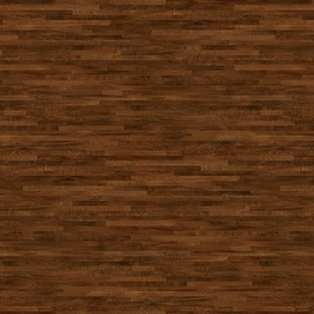 Oak cabinets stain easily and have a pronounced grain.
