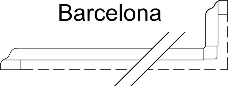 edge profile option barcelona