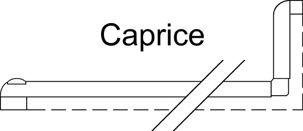 Design details, caprice
