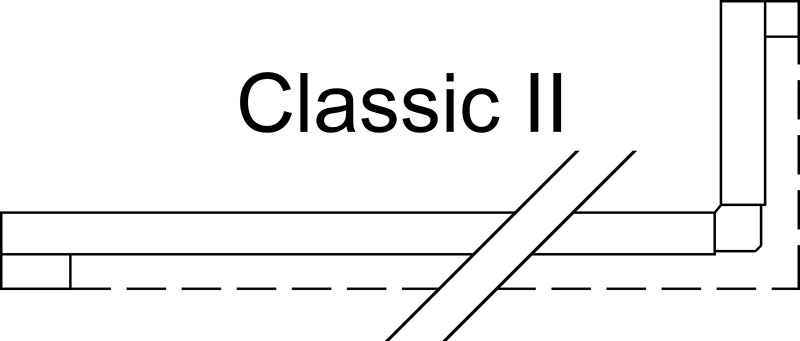 edge profile option classic