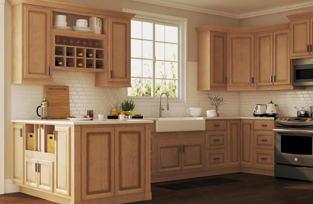 Republic Cabinets from Marshall blend design and quality construction