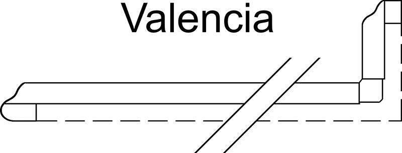 edge profile option valencia